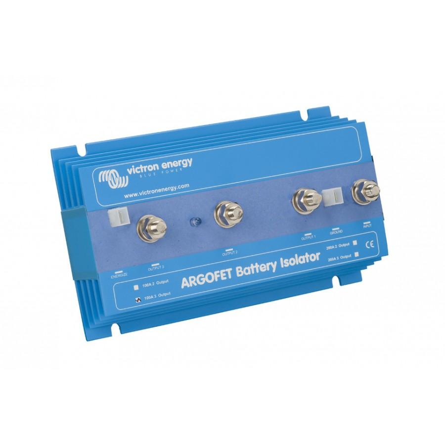 Victron Energy Argofet 100-2 Two batteries 100A