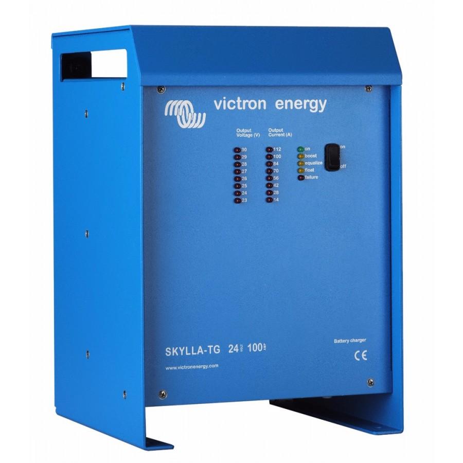 Зарядные устройства Victron Energy Skylla-TG 24/100 (1+1) SDTG2401001