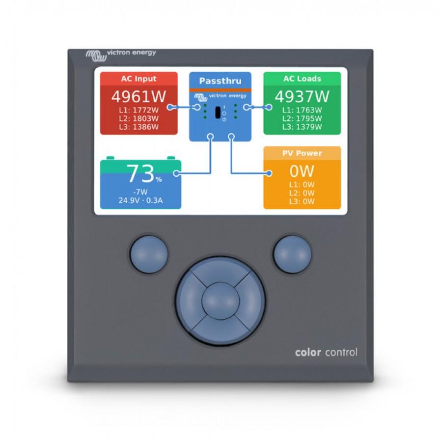Системный контроллер Color Control GX BPP000300100R
